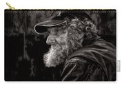 Man With A Beard Carry-all Pouch