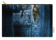 Man With Keys At Door Carry-all Pouch