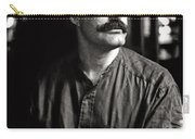 Man With Mustache Carry-all Pouch