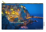 Manarola By Night Carry-all Pouch