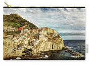 Manarola In The Sun - Vintage Version Carry-all Pouch
