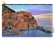 Manarola Rainbow Of Colors Carry-all Pouch