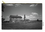 Manassas Battlefield Farmhouse 2 Bw Carry-all Pouch