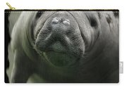 Manatee Encounter Carry-all Pouch