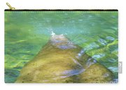 Manatee Exhale Carry-all Pouch