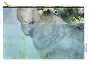 Manatees New Hat Carry-all Pouch