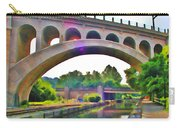 Manayunk Canal Carry-all Pouch