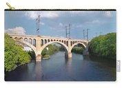 Manayunk Rail Road Bridge Carry-all Pouch
