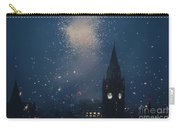 Manchester At Night Carry-all Pouch