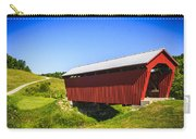 Manchester  Covered Bridge Carry-all Pouch