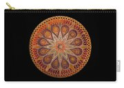 Mandala 14 Carry-all Pouch