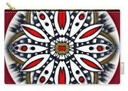 Mandala 66 Carry-all Pouch