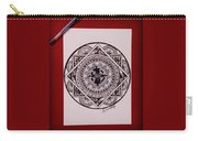 Mandala Art Carry-all Pouch