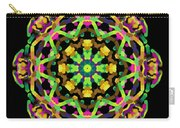 Mandala Image #14 Created On 2.26.2018 Carry-all Pouch