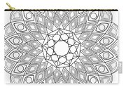 Mandala No 2 Carry-all Pouch