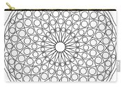 Mandala No 3 Carry-all Pouch