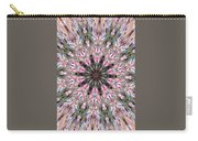 Mandala Of Cherry Blossom Carry-all Pouch