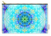Mandala Of Womans Spiritual Genesis Carry-all Pouch