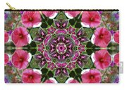 Mandala Pink Patron Carry-all Pouch