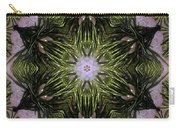 Mandala Sea Sponge Carry-all Pouch
