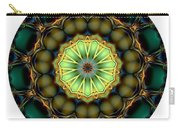 Mandala - Talisman 853 For Those Born In 1957 Carry-all Pouch