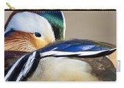 Mandarin Closeup Carry-all Pouch