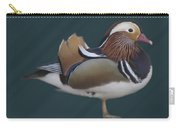 Mandarin Duck II Carry-all Pouch