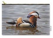 Mandarin Duck Carry-all Pouch
