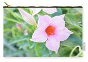 Mandevilla Pink Beauty Carry-all Pouch