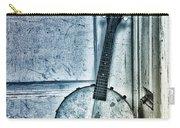 Mandolin Banjo In The Corner Carry-all Pouch