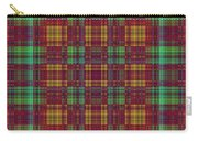 Mandoxocco-wallpaper-red-green Carry-all Pouch