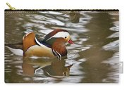 Mandrin Duck With A Purpose Carry-all Pouch