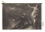 Manfred And Astarte (2nd Plate) Carry-all Pouch