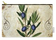 Mangia Olives Carry-all Pouch