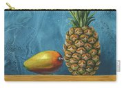 Mango And Pineapple Carry-all Pouch
