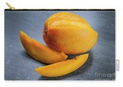 Mango And Slices Carry-all Pouch