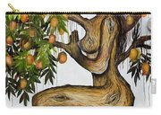 Mango Lady Carry-all Pouch