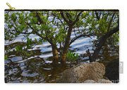 Mangroves And Coquina Carry-all Pouch