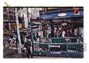 Manhattan 14th Street Carry-all Pouch