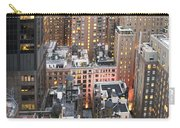 Manhattan At Dusk Carry-all Pouch