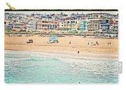 Manhattan Beach - Los Angeles, California Carry-all Pouch
