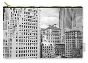 Manhattan From Madison Avenue Carry-all Pouch