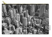 Manhattan In Monochrome. Carry-all Pouch