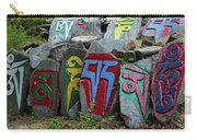 Mani Stones Carry-all Pouch