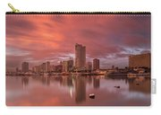 Manila At Sunset Carry-all Pouch