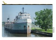 Manistee In Layup At Toledo Carry-all Pouch