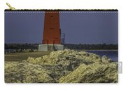 Manistique East Breakwater Light Carry-all Pouch