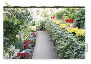 Manito Park Conservatory Carry-all Pouch