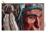Manitou Cliff Dwellings Native American Carry-all Pouch