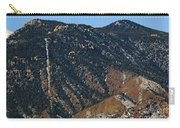 Manitou Incline Photographed From Red Rock Canyon Carry-all Pouch